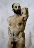 Old Male Nude